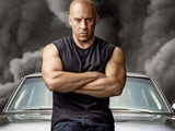 Vin Diesel in the Fast & Furious movies
