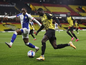 Watford rise to third with home victory over Blackburn Rovers