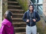Ste on Hollyoaks on November 3, 2020