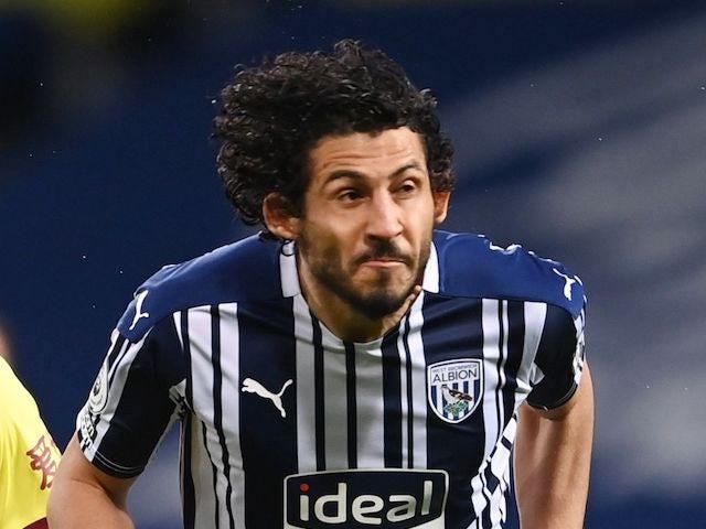 West Brom defender Ahmed Hegazi joins Saudi side Al-Ittihad on loan