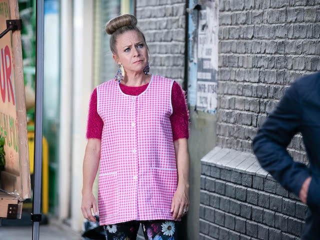 Linda on EastEnders on November 5, 2020