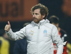Marseille manager Andre Villas-Boas pictured in October 2020