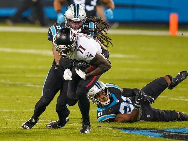 Result: Atlanta Falcons too strong for Carolina Panthers