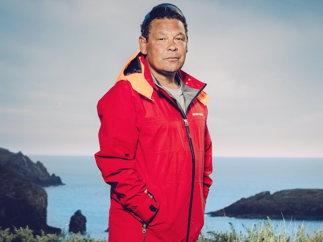 Craig Charles on Don't Rock The Boat