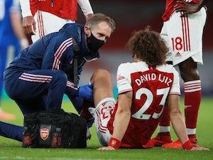 Arsenal injury, suspension list vs. Molde