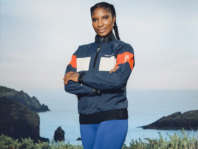 Denise Lewis on Don't Rock The Boat