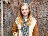 Harriet Bibby as the new Summer Spellman in Coronation Street