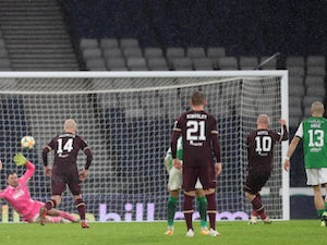"""Robbie Neilson delighted with """"great atmosphere"""" at Hearts after semi-final win"""