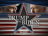 ITV's Trump vs Biden The Results