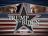 ITV's Trump vs Biden The Results