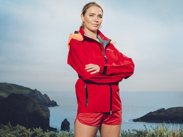 Jodie Kidd on Don't Rock The Boat
