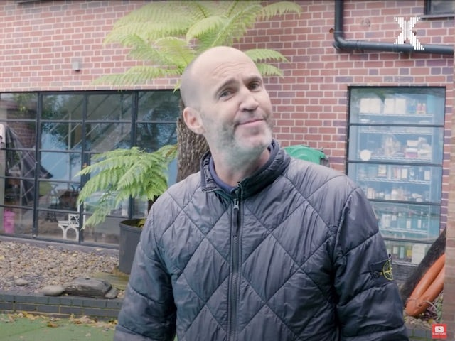 Watch: Johnny Vaughan returns to The Big Breakfast house after 19 years