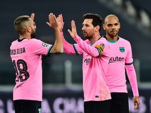 CL roundup: Lionel Messi on the scoresheet as Barcelona beat Juventus
