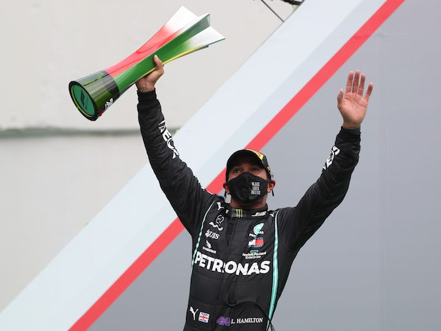 Portimao won by 'Mercedes, not by Hamilton'
