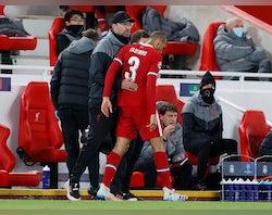 Liverpool vs. Chelsea injury, suspension list, predicted XIs