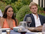 Maeva D'Ascanio and James Taylor on Made In Chelsea S20E06