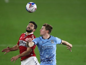 Middlesbrough strike twice late on to see off Coventry