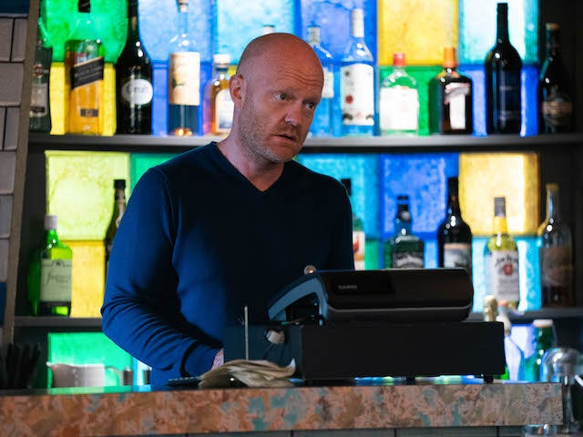 Jake Wood reveals EastEnders exit timeline