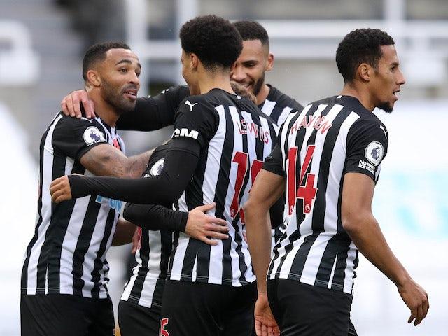 Result: Callum Wilson nets brace as Newcastle United overcome Everton