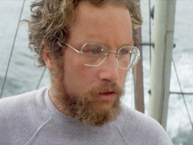 Richard Dreyfuss in his Jaws pomp