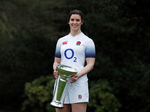 Sarah Hunter refusing to pay attention to Six Nations favourites tag