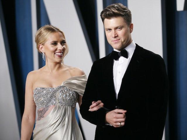 Scarlett Johansson, Colin Jost marry in