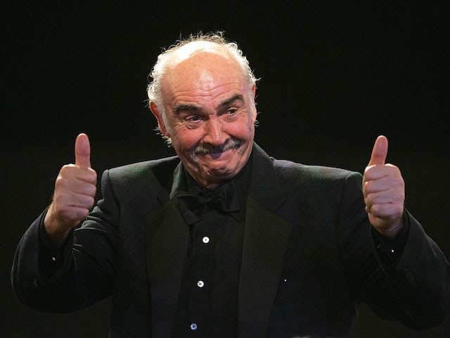 Jason Connery confirms father Sean Connery had