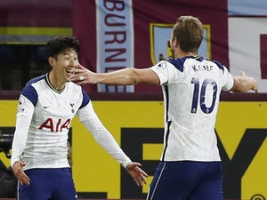 A look at Harry Kane and Son Heung-min's deadly double act at Tottenham
