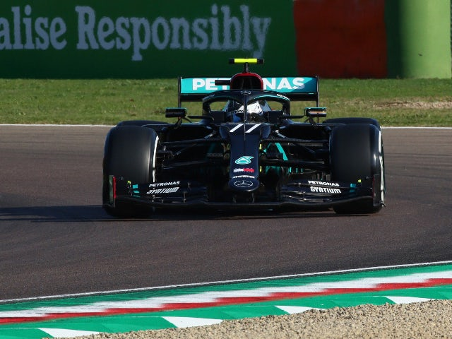 'No reason to question' Bottas performance