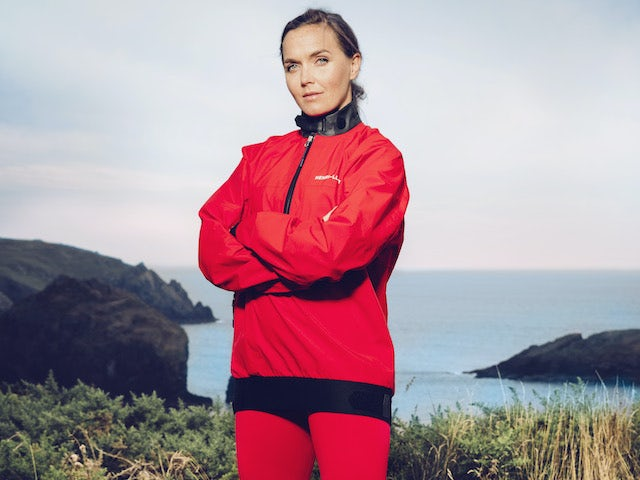 Victoria Pendleton on Don't Rock The Boat