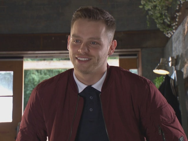 Jordan on Hollyoaks on November 5, 2020