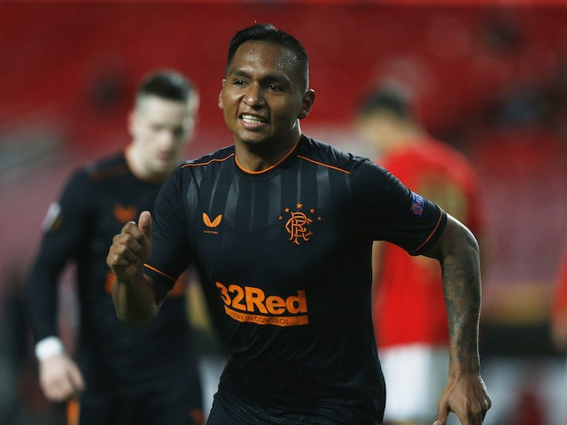 Alfredo Morelos hungry to win more trophies at Rangers