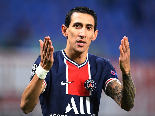 Inter Milan 'eyeing move for Angel Di Maria'