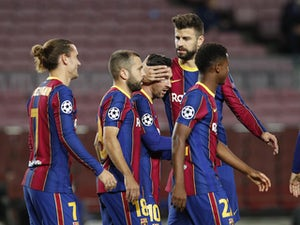 How Barcelona could line up against Ferencvaros