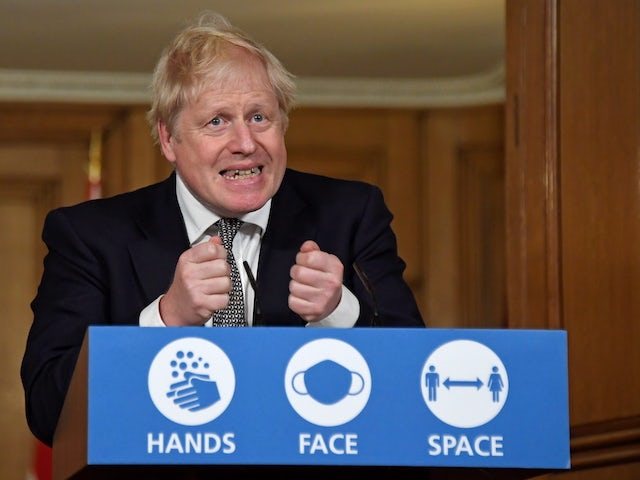BBC 'refused to move Strictly for Boris Johnson press conference'