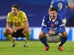 """Adam Lallana urges Brighton to build on """"massive"""" Saints win"""