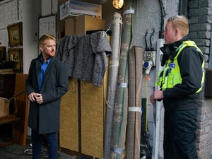 Colson Smith hints at Coronation Street comeuppance for Ray