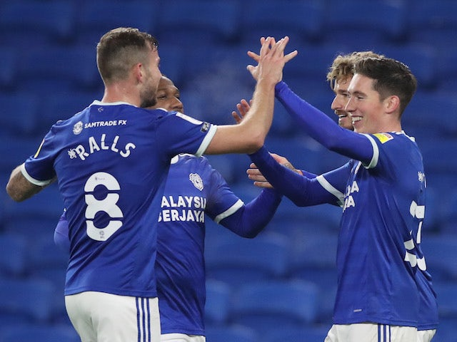 Result: Cardiff cruise past Barnsley to earn first home league win of season