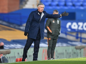 Carlo Ancelotti determined to address Everton's defensive issues