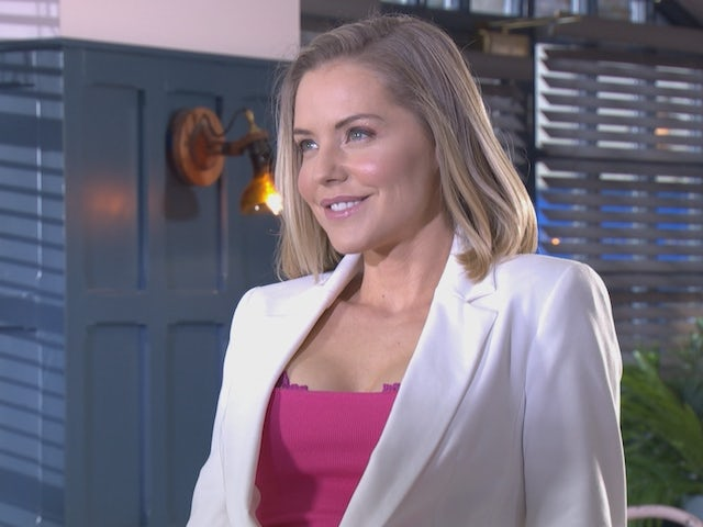 Cindy on Hollyoaks on November 11, 2020