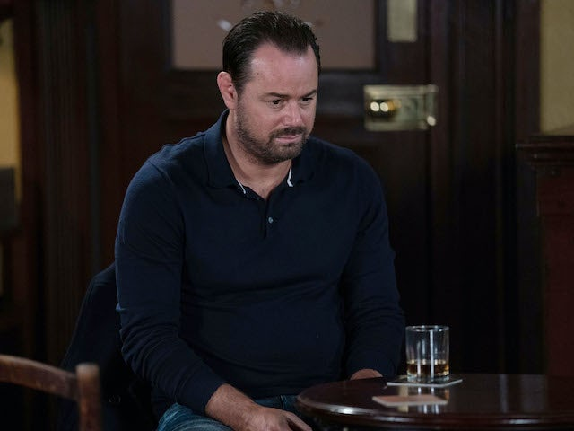 Mick on EastEnders on November 10, 2020