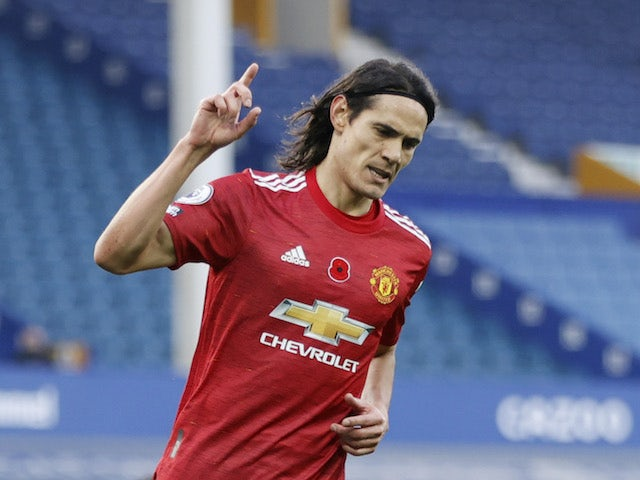 Cavani exit this summer 'would cost Man United £2m'