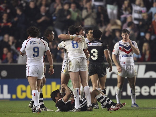 On this day in 2007: Great Britain whitewash New Zealand in eight-try mauling