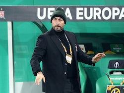 Dundalk manager Filippo Giovagnoli pictured on November 5, 2020