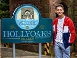 Gabriel Clark as Ollie Morgan in Hollyoaks