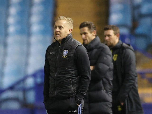 Sheffield Wednesday manager Garry Monk pictured on November 3, 2020