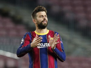 Gerard Pique admits ambition to become Barcelona president