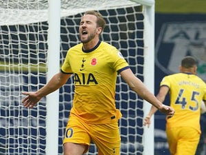 Harry Kane 'could miss Arsenal clash through injury'