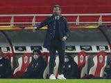 Royal Antwerp head coach Ivan Leko pictured on November 5, 2020