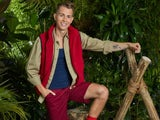 James McVey on I'm A Celebrity in 2018